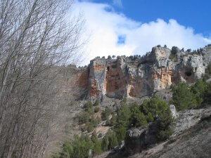 Lugares Sagrados. El cañón del Río Lobos 2