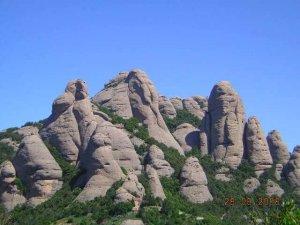Montserrat, la montaña sagrada de cataluña