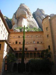 Montserrat, abadía