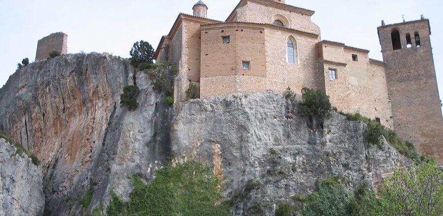 San Juan de la Peña, el escondite del Grial